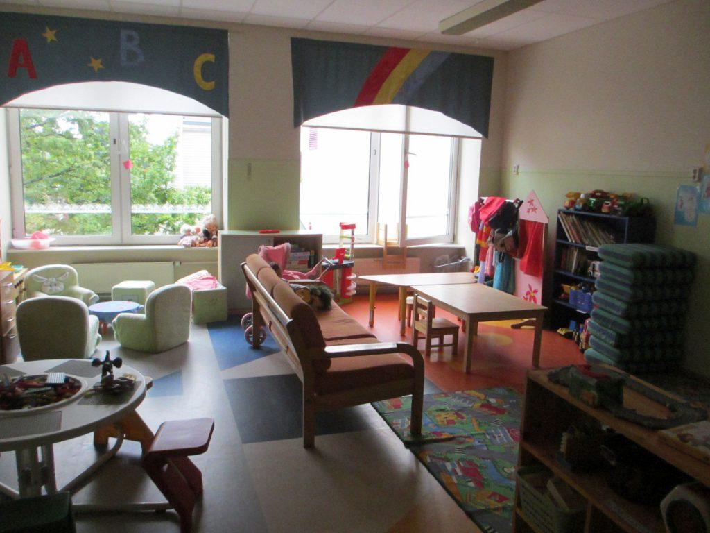 Детский сад - Таллин