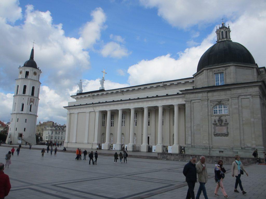 Вильнюс - Площадь Гедимина