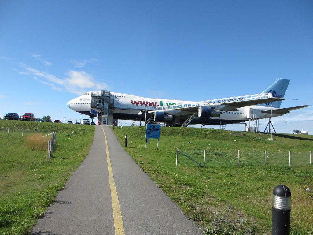 Airplane-hotel