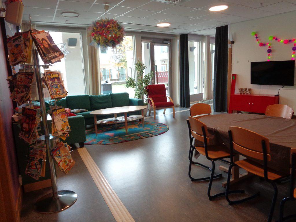 Комната отдыха для детей