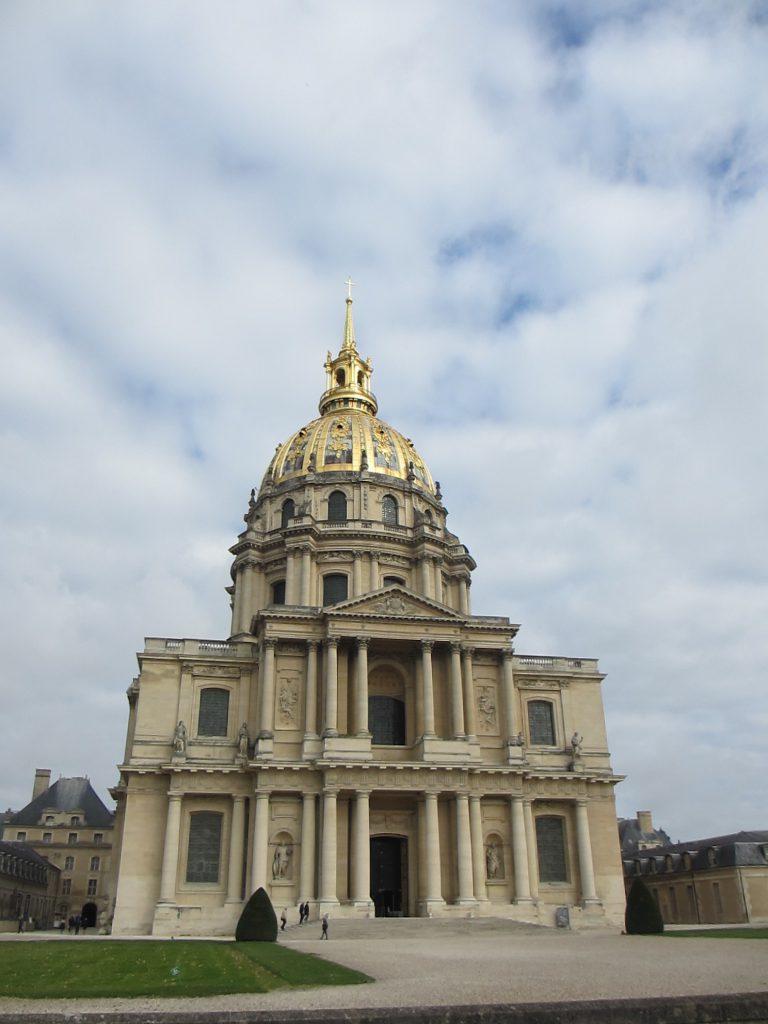 Дом инвалидов, где захоронен Наполеон