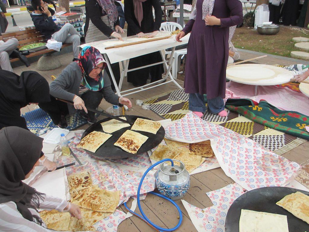 Фестиваль турецкой кухни в Анталии