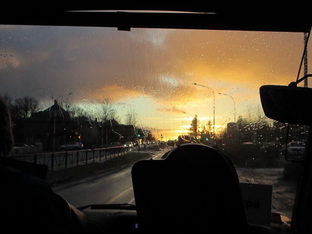 Долгожданное солнце после дождя)