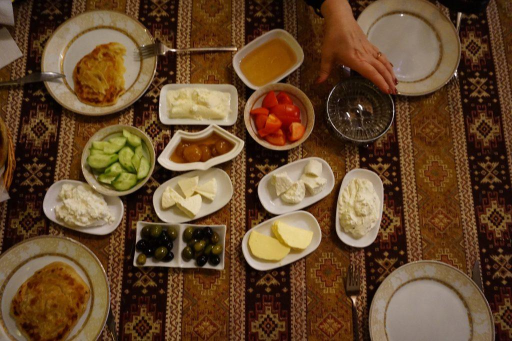 Завтрак по-бакински