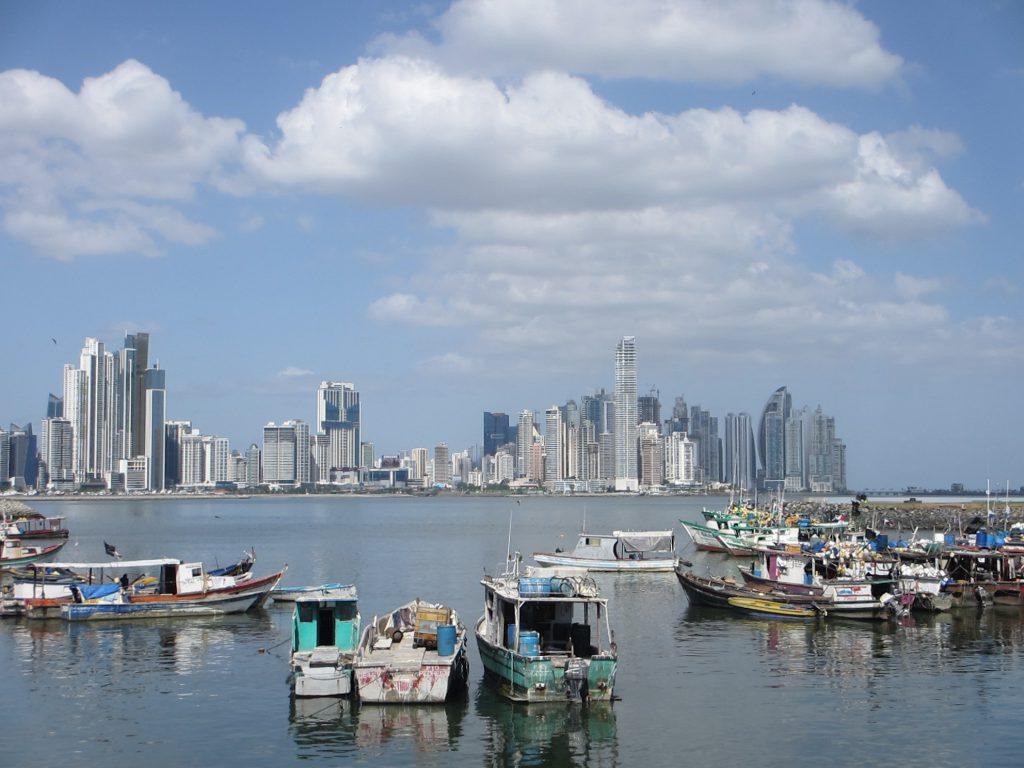 Ну чем не Нью-Йорк) Панама-сити