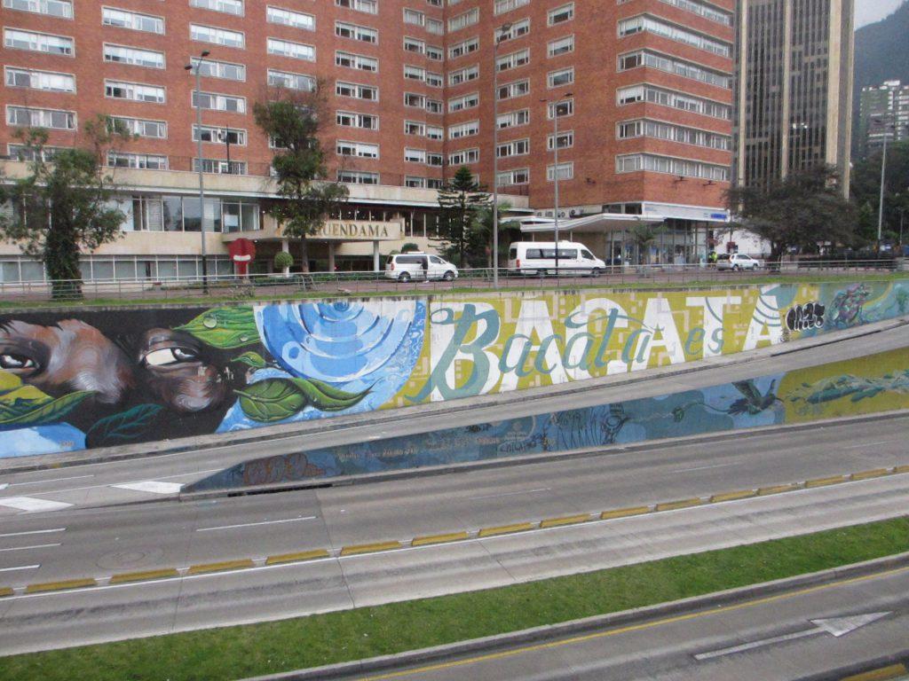 Правильное название столицы - Баката. Позже испанцы переименовали город и назвали его Богота