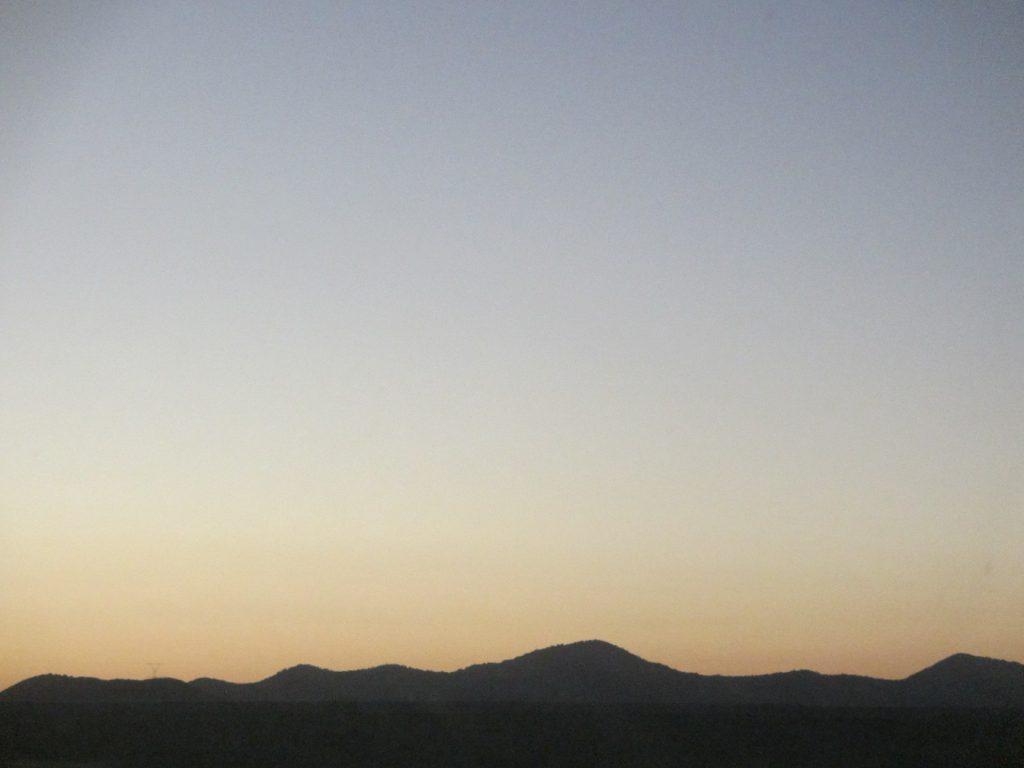 Закат в горах - Путешествие дефектолога