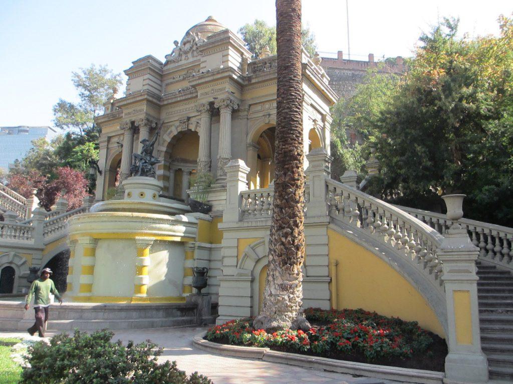 Старинный дворец - путешествие дефектолога